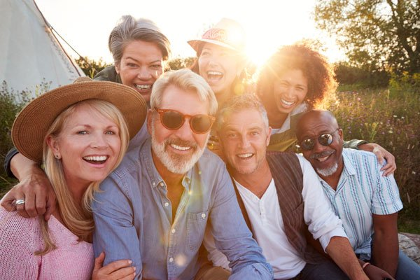 Healthy Aging and Wellness